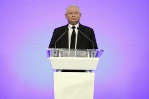Kaczy�ski: Urz�d prezydenta wbrew pozorom jest istotny. Andrzej Duda oficjalnie kandydatem PiS