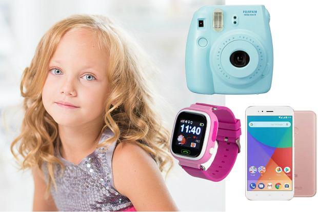 Elektroniczne prezenty dla dziewczynki