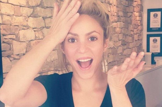 Mundial 2018 trwa w najlepsze. Przed nami spotkanie Polska-Kolumbia. Shakira i jej synkowie kibicują Kolumbii - stamtąd przecież pochodzi piosenkarka.