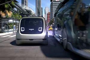 Volkswagen Sedric - do celu bez kierowcy