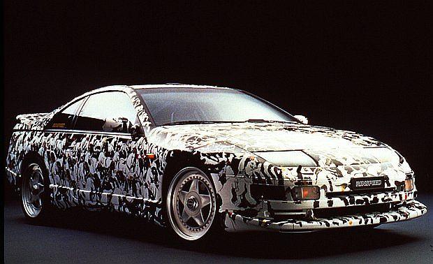 Rinspeed Nissan SpeedArt osiągał moc 420 KM