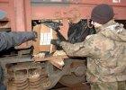 W towarowym poci�gu z Bia�orusi celnicy znale�li papierosy warte 1,3 mln z�