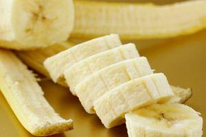Owoce a kalorie i witaminy: banany