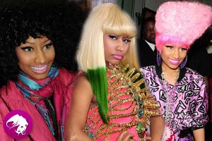 Sekrety urody: Nicki Minaj