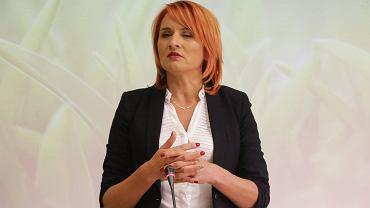 Posłanka Bernadeta Krynicka