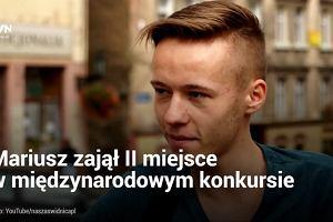 Polski artysta pokazał, że talent nie zna żadnych ograniczeń