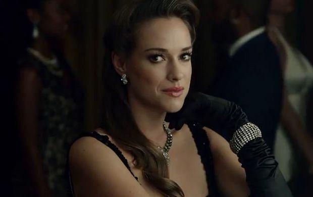 Alicja Bachleda-Curu� wyst�pi�a w reklamie w Stanach. Z przystojnym aktorem...