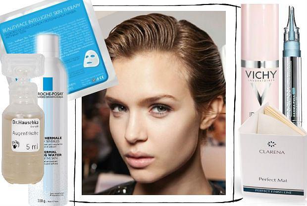 Największe urodowe problemy i ich rozwiązania - przegląd kosmetyków