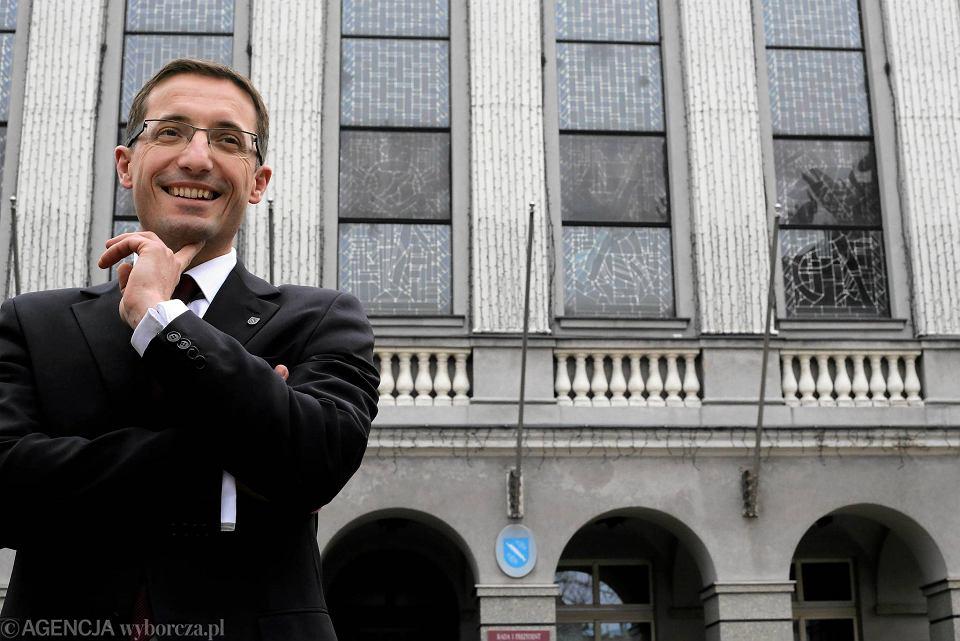 Piotr Kuczera, prezydent Rybnika