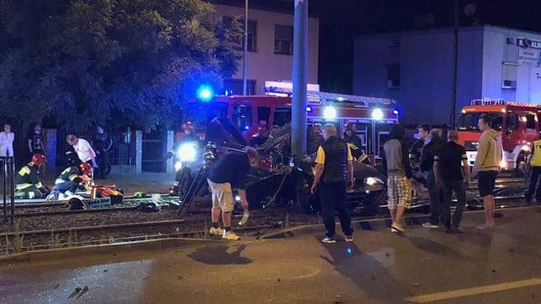Zmarła 17-letnia ofiara wypadku samochodowego w Poznaniu