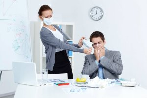 Jak dbamy o zdrowie za biurkiem