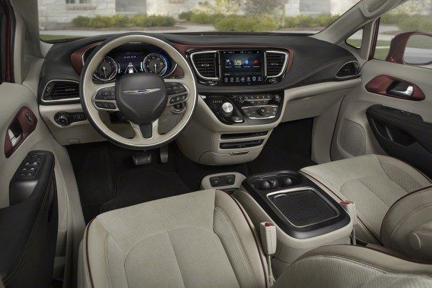 Chrysler Pacifica V6 | Drugi wynik w klasie [Aktualizacja: CENY]