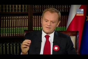 Tusk: B�d�c w opozycji, domaga�em si� niskich podatk�w. Dzi� mog� za to przeprosi�