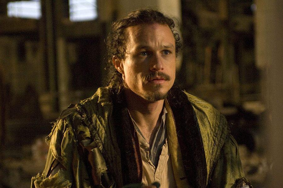 Heath Ledger w filmie 'Parnassus: Człowiek, który oszukał diabła' / Materiały promocyjne