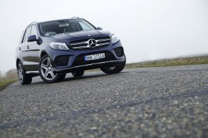 Mercedes GLE 350d 4MATIC | Test | Si�a spokoju