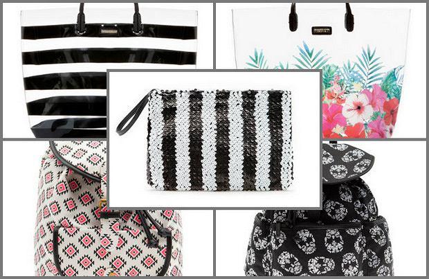 Wyprzedaż: torebki i plecaki Bershka