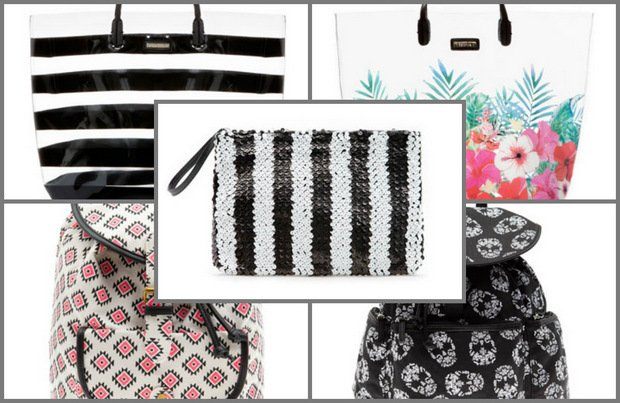 Wyprzeda�: torebki i plecaki Bershka