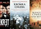 """Kanciarze PRL-u i III RP, korzenie nowożytnej Wielkiej Brytanii i wspomnienia wywiezionych na Syberię. """"Ale Historia"""" poleca książki"""
