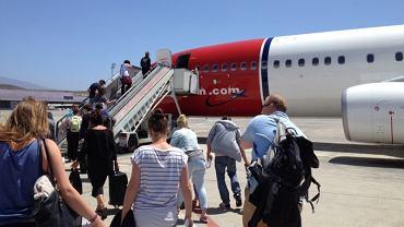 Samolot zawr�ci� z powodu k��tni za�ogi. Pow�d? Naprawd� absurdalny