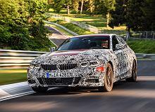 """Nowe BMW serii 3 - ostatnia prosta dla nowej """"trójki"""""""