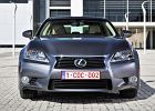 LEXUS GS 12- 2012 sedan przedni - Zdj�cia