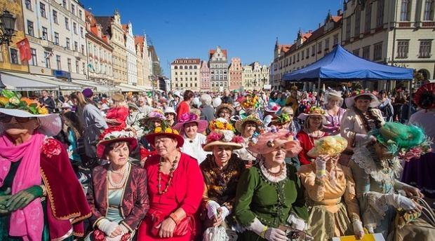 Parada Kapeluszy we Wrocławiu