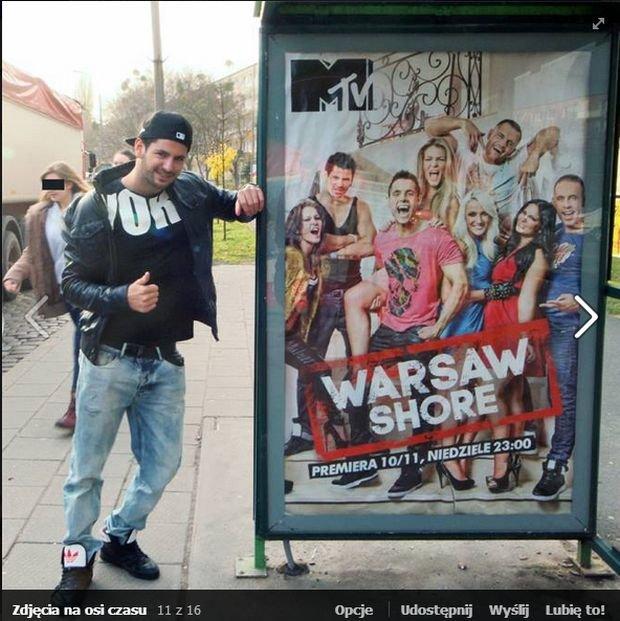 Wojtek, Warsaw Shore