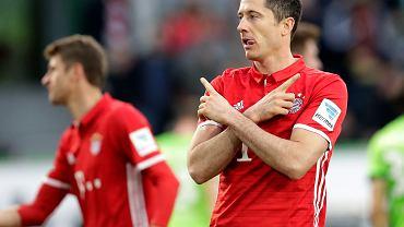 Robert Lewandowski, Bayern Monachium - pięciokrotny mistrz Niemiec