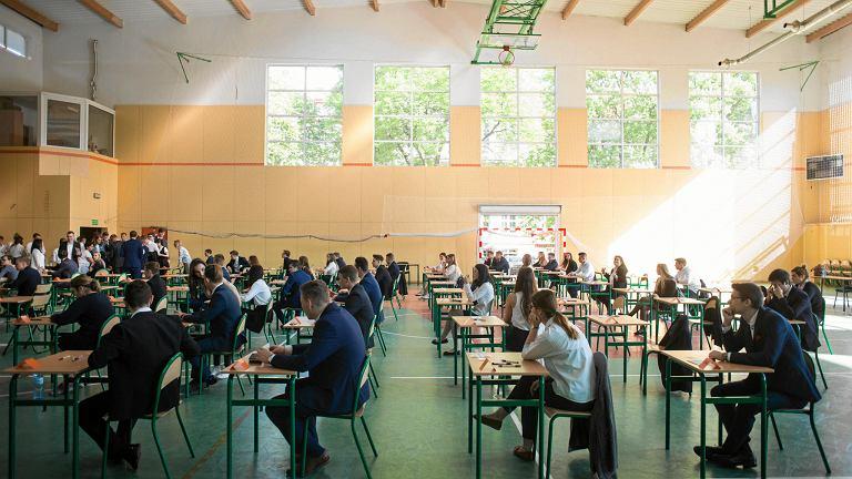 Liceum w Warszawie