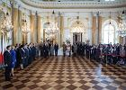 Prezydent odznaczył dziś pięć osób Orderem Orła Białego