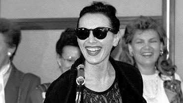 Kora Jackowska w 1992 roku