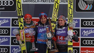 Kamil Stoch wygrał drugi konkurs Turnieju Czterech Skoczni, drugie miejsce zajął Richard Freitag, a trzecie Anders Fannemel.