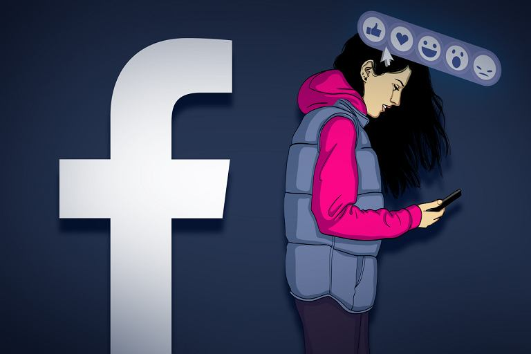 Facebook a uzależnienie
