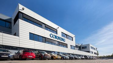 Nowa hala Corning Optical Communications w Segro Logistics Park Stryków