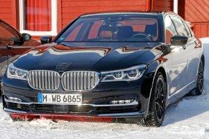 BMW wprowadza M7 i Seri� 9