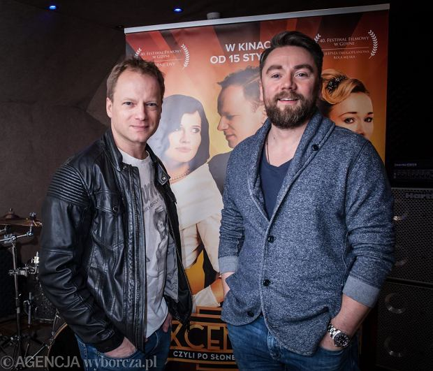 """Maciej Stuhr i Kuba Badach na jednej scenie! W piątek premiera musicalu """"Król swingu"""""""
