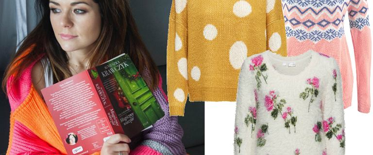 Wzorzyste swetry: ożyw swoją jesienną stylizację! Mamy kolorowe modele w cenach do 150 zł