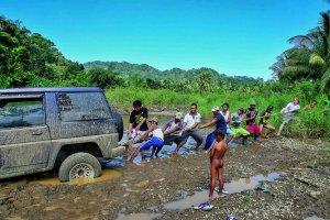 Jawa: w królestwie bakso, żółwi i wulkanów