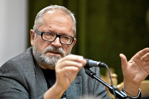 Grzegorz Rosiński (fot. Radosław Jóźwiak/Agencja Gazeta)
