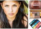 Kosmetyki do makijażu dla brunetek i szatynek. Przegląd cieni, róży i szminek