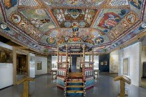 Jako jedni z pierwszych zwiedzamy Muzeum Historii Żydów Polskich