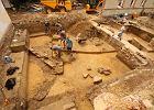 Archeolodzy odkryli pierwszy zamek w Łańcucie! Znacznie starszy od tego, który znamy