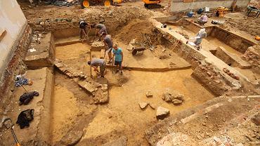 Archeolodzy odkryli pierwszy zamek w Łańcucie