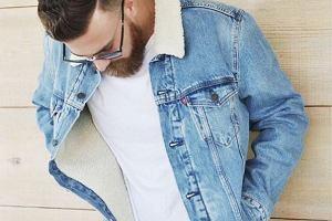 Wielki powrót jeansu. Przystępne cenowo męskie kurtki oraz koszule, które będą HITEM wiosny!