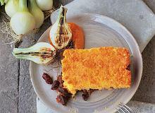 Chilli con carne pod ciastem kukurydzianym - ugotuj