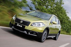 Suzuki umacnia swoją pozycję w Japonii i Europie