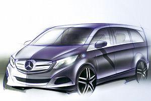 Nowy Mercedes Klasy V | �wiatowa premiera na �ywo (wideo)