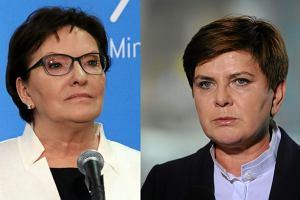 Sonda� MB: Kto by�by lepszym premierem? Du�a przewaga Kopacz nad Szyd�o