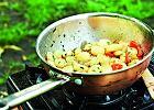 Gnocchi z czosnkiem s�oniowym