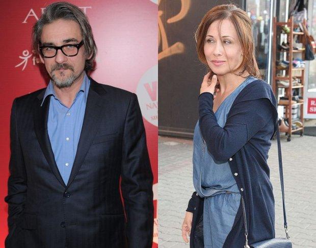 Robert Gonera i Jolanta Fraszyńska